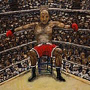 The Boxer Poster by Richard Wandell