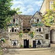 The Bridge Tea Rooms Poster