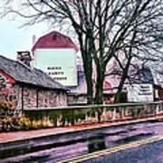 The Bucks County Playhouse Poster