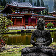 The Byodo-in Temple 1 Poster
