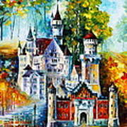 The Castle Of 4 Seasons Poster