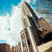 The Cathedral Of Learning 3 Poster