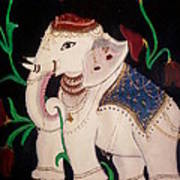 The Celestial Elephant Poster