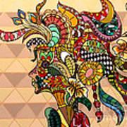 The Chameleon - L Poster