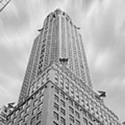 The Chrysler Building Poster by Mike McGlothlen