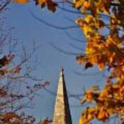 The Church In Goshen Poster