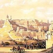 The Citadel Of Cairo Residence Of Mehemit Ali Poster
