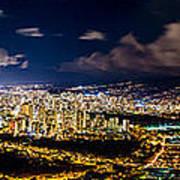 The City Of Aloha Poster