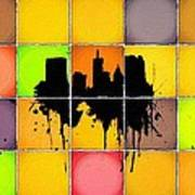 The City Splash Poster