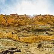 The Cliffs At Torrey Pines San Deigp Poster