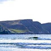 The Cliffs Of Western Eire Poster