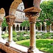 The Cloisters Poster