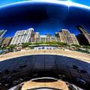 The Cloud Gate Poster