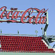 The Coca-cola Corner Poster