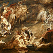 The Conversion Of Saint Paul Poster