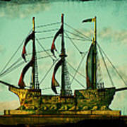 The Copper Ship Poster