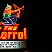 The Corral Poster