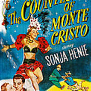 The Countess Of Monte Cristo, Us Poster Poster