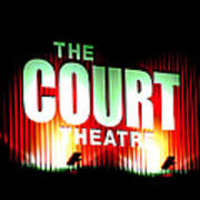 The Court Theatre Poster