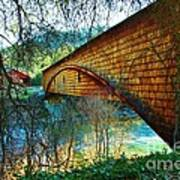 The Covered Bridge Poster