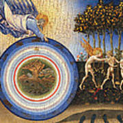 The Creation Of The World And The Expulsion From Paradise Poster