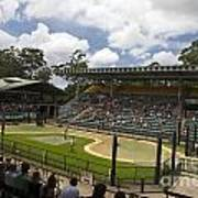 The Crocoseum At The Australia Zoo Poster