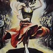 The Dance Of The Tarantula.. Poster