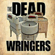 The Dead Wringers Poster Poster