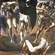 The Death Of Medusa II, 1882 Poster