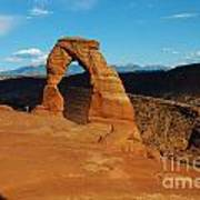 The Delicate Arch 10 Poster