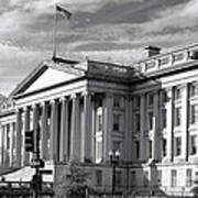 The Department Of Treasury Poster