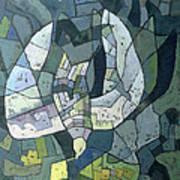 The Descending Dove Libra, 1966 Poster