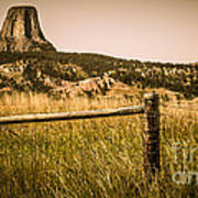 The Devils Tower Poster