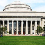 The Dome At Mit Poster