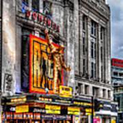 The Dominion Theatre Poster