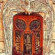 The Door Poster by Jack Zulli