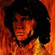 The Doors Light My Fire Poster