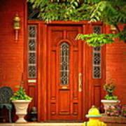 The Dream Door Poster