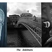 The Dubliners Poster by Colin O neill