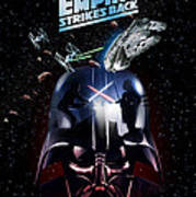 The Empire Strikes Back Phone Case Poster