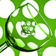 The Eternal Glass Green Poster
