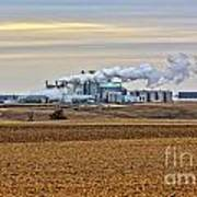 The Ethanol Plant Poster