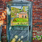 The Factory Door Poster