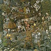 The Fairy Feller Master Stroke Poster by Richard Dadd