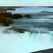 The Falls-oil Effect Image Poster