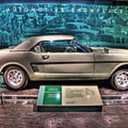 The First Mustang  Poster