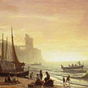 The Fishing Fleet Poster