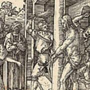 The Flagellation Poster