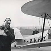 The Flying Ambassador Poster