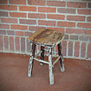 The Foot Stool Poster